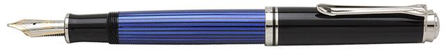 M605 ブルー縞