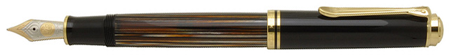 M800 茶縞(トータスシェルブラウン)