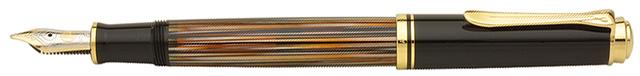 M400 茶縞(トータスシェルブラウン)