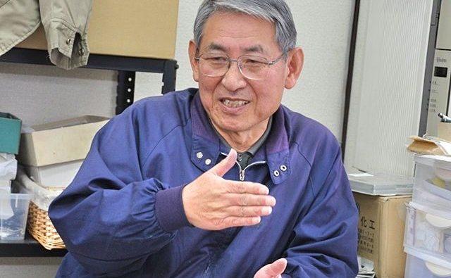 もうこの日本には万年筆を手作りする職人さんは数人しかおられません