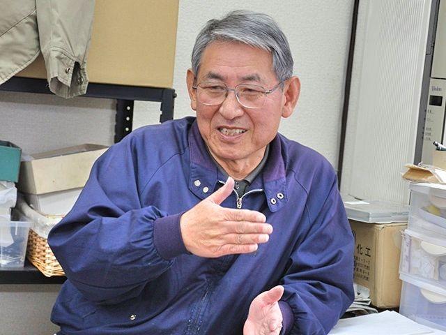 もうこの日本には万年筆を手作りする職人さんは数人しかおられません。