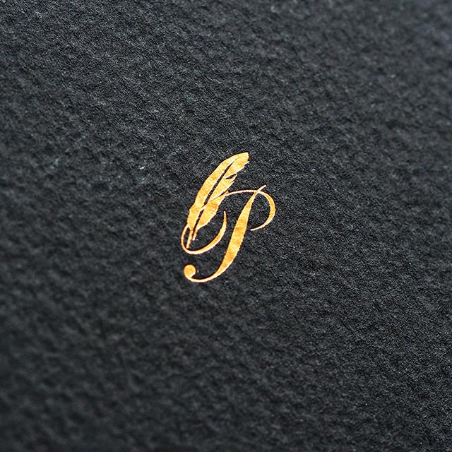 Pent〈ペント〉   パピルス ノート ビブリオン by大和出版印刷 罫線 バイブルサイズ