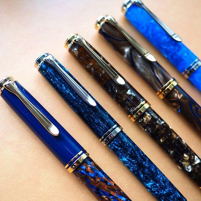 これからの季節におすすめ!絵画的魅力にあふれた魅惑の万年筆