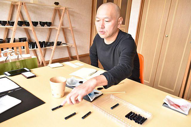 アストロロジーに込められたもう一つの想い ~加賀蒔絵師 小林さんを訪ねて~