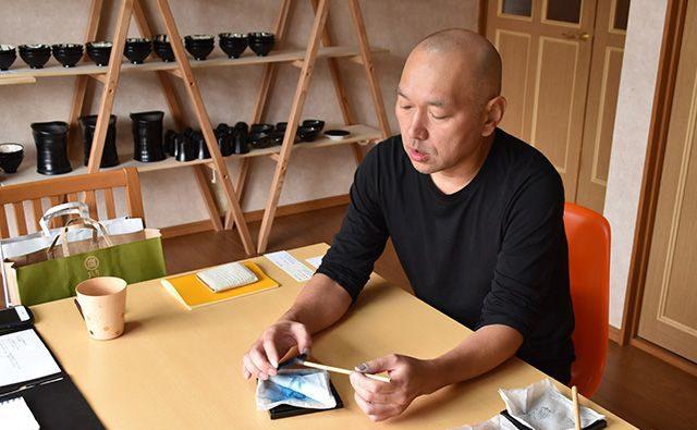 アストロロジーに込められたもう一つの思い ~加賀蒔絵師 小林さんを訪ねて~
