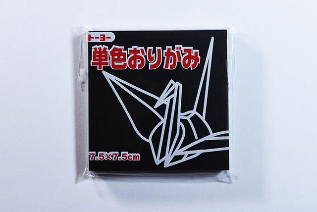 折り紙でよりサクラを際立てる