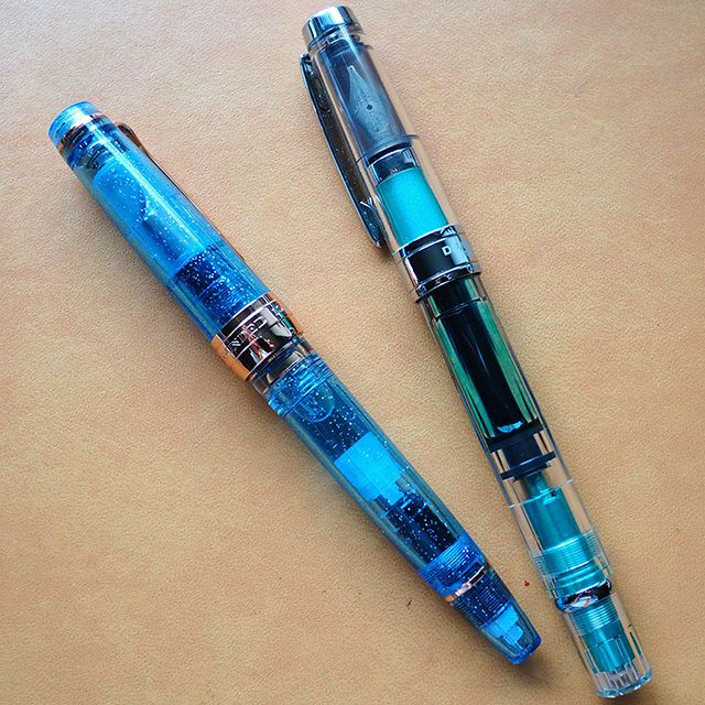 万年筆、インクが出ない時の対処法いろいろ