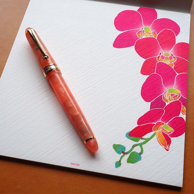 ペント シンフォニー デリカ―ト 万年筆