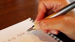 贈って嬉しいプレゼントにYa-Ching Styleのキャップ付きコンバータ式ガラスペン