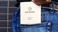 「毎日持ち歩ける、心地良いノート」DIALOGNOTEBOOK