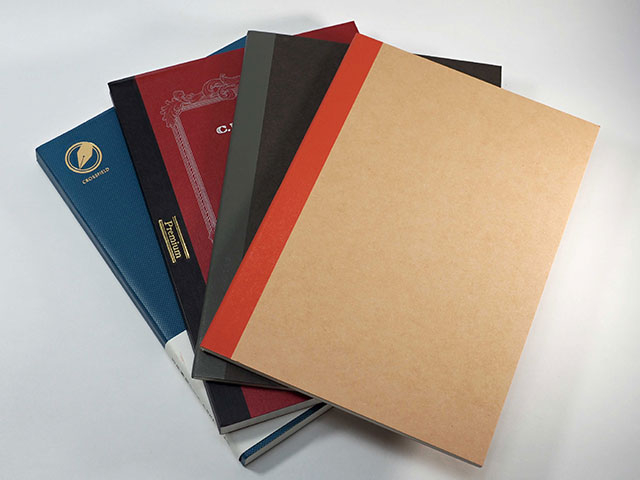 種類が豊富で筆記スペースが広いA5ノート
