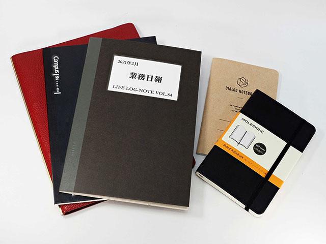 【2021年】自分にピッタリな手帳の選び方・サイズ編