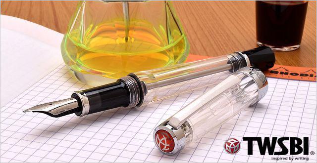 「VAC 700R」プランジャー吸入機構式万年筆