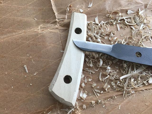 FEDECA ナイフ自作キット its my knife